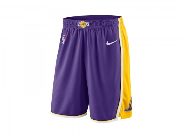 Nike Los Angeles Lakers NBA Statement Edition Swingman Short