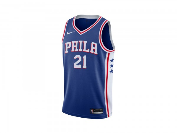 Nike Joel Embiid NBA Icon Edition Swingman Jersey