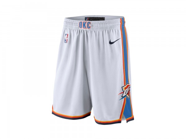 Nike Oklahoma City Thunder NBA Association Edition Swingman Short