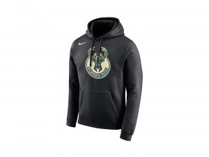 Nike NBA Milwaukee Bucks PO Team Hoody