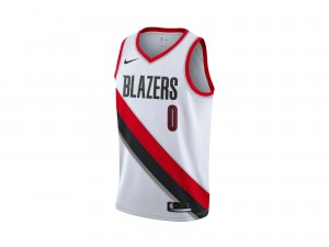 Nike Damian Lillard NBA Association Edition Swingman Jersey