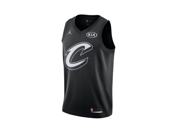 Jordan Lebron James NBA All-Star 2018 Edition Swingman Jersey