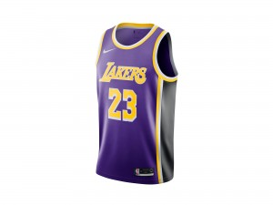 Nike Lebron James NBA Statement Edition Swingman Jersey