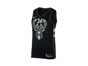 Nike Giannis Antetokounmpo NBA Statement Edition Swingman Jersey