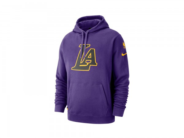Nike NBA Los Angeles Lakers City Edition Hoody