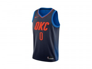 Nike Russell Westbrook NBA Statement Edition Swingman Jersey
