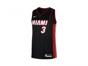 Nike Dwyane Wade NBA Icon Edition Swingman Jersey