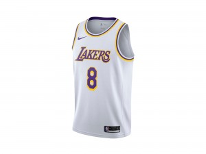 Nike Kobe Bryant NBA Association Edition Swingman Jersey