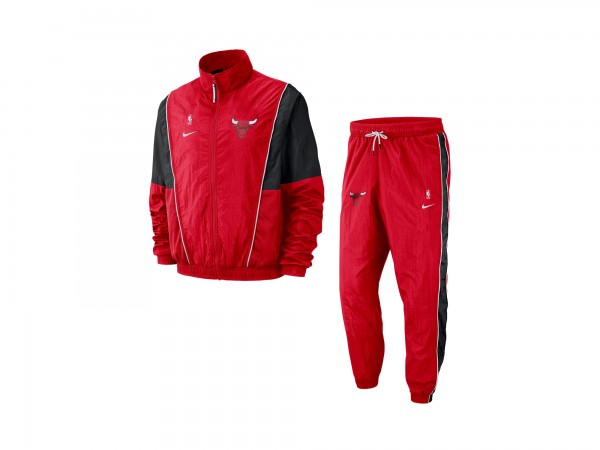 Nike NBA Chicago Bulls Courtside Tracksuit