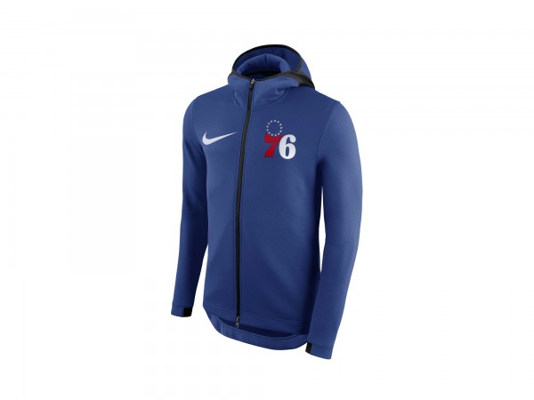 Nike Philadelphia 76ers Therma Flex Showtime Hoody