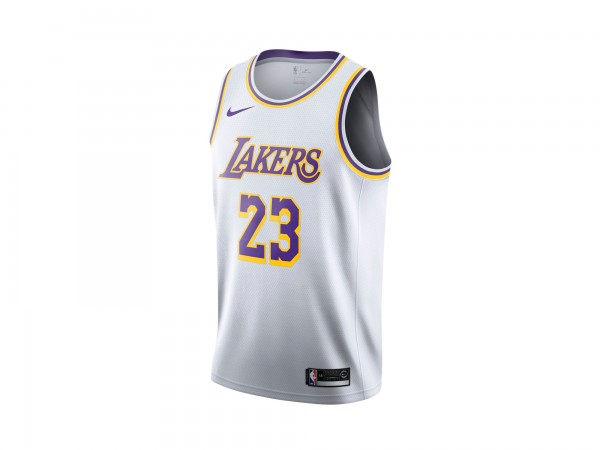 Nike Lebron James NBA Association Edition Swingman Jersey
