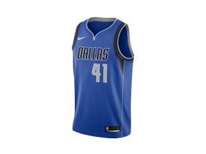 Nike Dirk Nowitzki NBA Icon Edition Swingman Jersey