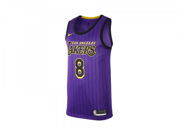 Nike Kobe Bryant NBA City Edition Swingman Jersey