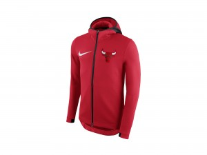 Nike Chicago Bulls Therma Flex Showtime Hoody