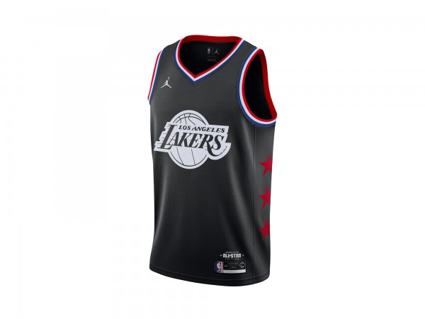 Jordan Lebron James NBA All-Star 2019 Edition Swingman Jersey