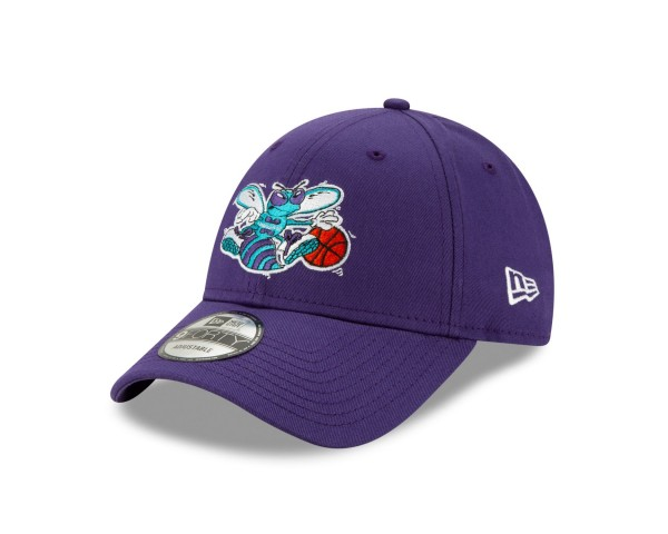 New Era Charlotte Hornets Hard Wood Classic 9Forty Cap