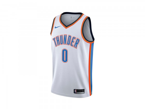 Nike Russell Westbrook NBA Association Edition Swingman Jersey