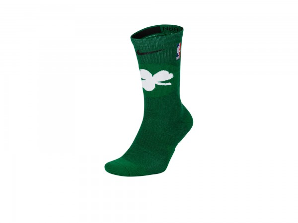 Nike NBA Boston Celtics  Elite Crew Basketball Socke
