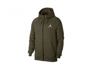 Jordan Jumpman Fleece Full-Zip Hoody