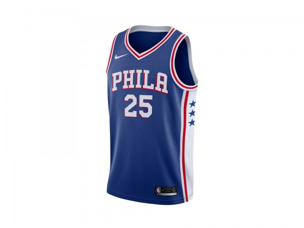 Nike Ben Simmons NBA Icon Edition Swingman Jersey