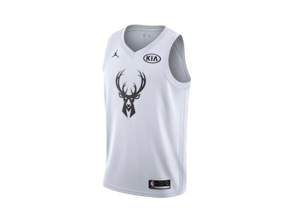 Jordan Giannis Antetokounmpo NBA All-Star 2018 Edition Swingman Jersey