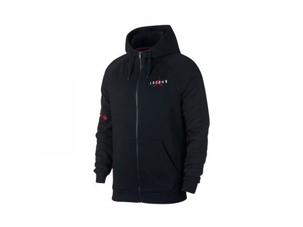 Jordan Jumpman Air Full-Zip Fleece Hoody