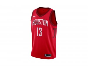 Nike James Harden NBA Earned City Edition Swingman Jersey
