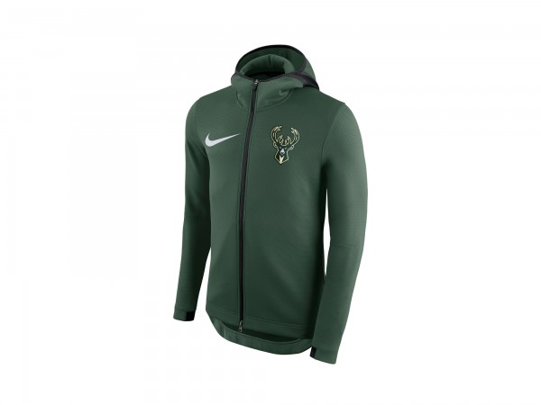 Nike Milwaukee Bucks Therma Flex Showtime Hoody
