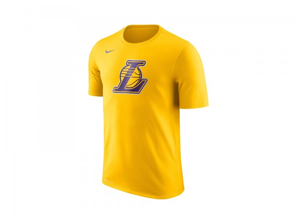 Nike NBA Los Angeles Lakers Logo T-Shirt