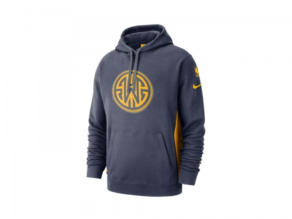 Nike NBA Golden State Warriors City Edition Hoody