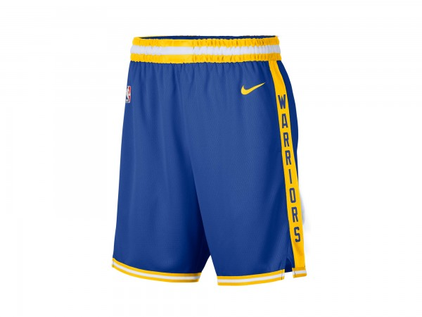 Nike Golden State Warriors Classic Edition 2020 Swingman Shorts