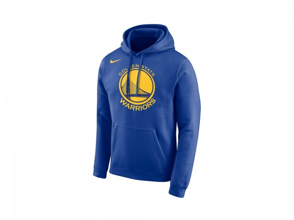 Nike NBA Golden State Warriors PO Team Hoody